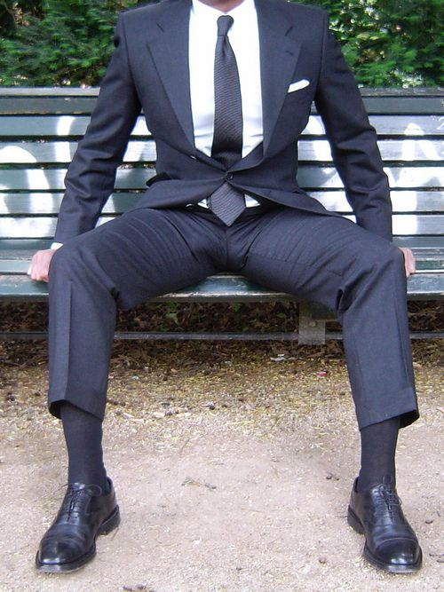 Spread Those Legs In Your Suit Stud Pinterest