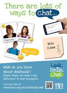 FREE deaf awareness resources for schools