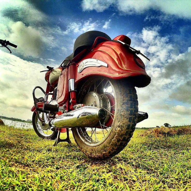 Biker motor salamanca