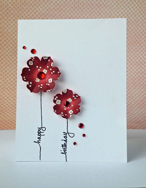 Pieces By Emily: Runway Inspired Challenge #ric41 and a Moxie Fab World: Birthday Card Challenge