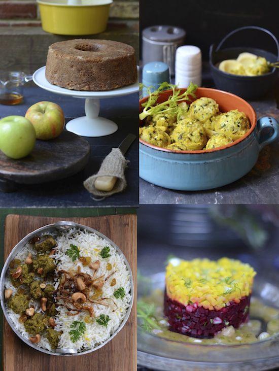salads for rosh hashanah dinner