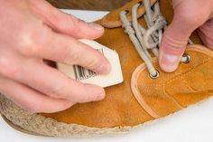 How to Remove Grease Stains From Suede Boots (with Pictures) | eHow