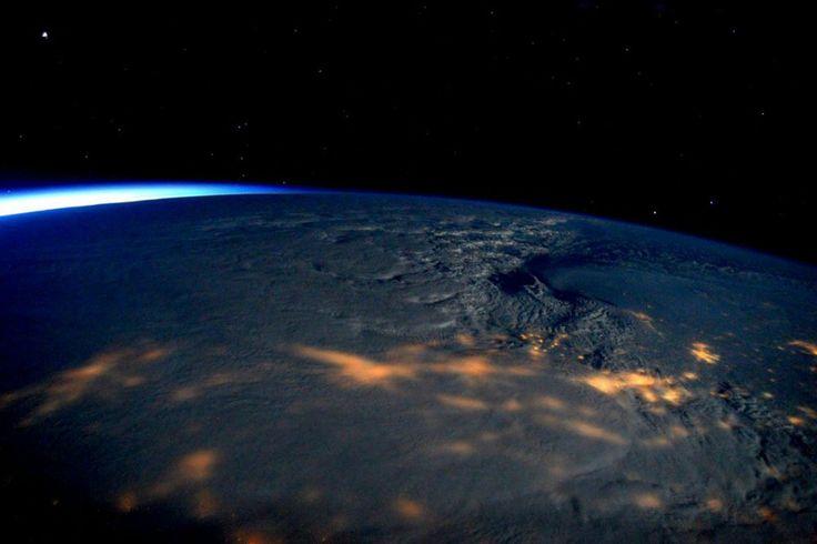 Πώς φαίνεται από το διάστημα η μεγαλύτερη χιονοθύελλα της σύγχρονης Ιστορίας (Photos)