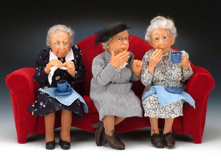 Куклы Annie Wahl.