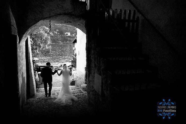 Wedding Isola dei pescatori lago  maggiore