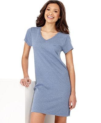 Jockey Pajamas, Sleepshirt Short Sleeve - Womens Nightgowns & Sleep Shirts - Macy's