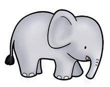 sevimli-fil-resmi