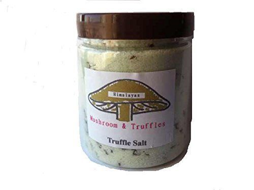 Truffle Salt 290 Grams, Precious Himalayas Black Truffle