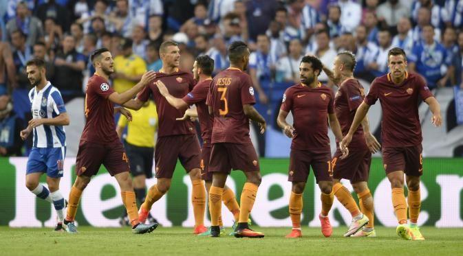 Preview AS Roma vs FC Porto Menjelang Laga di Olimpico Stadium