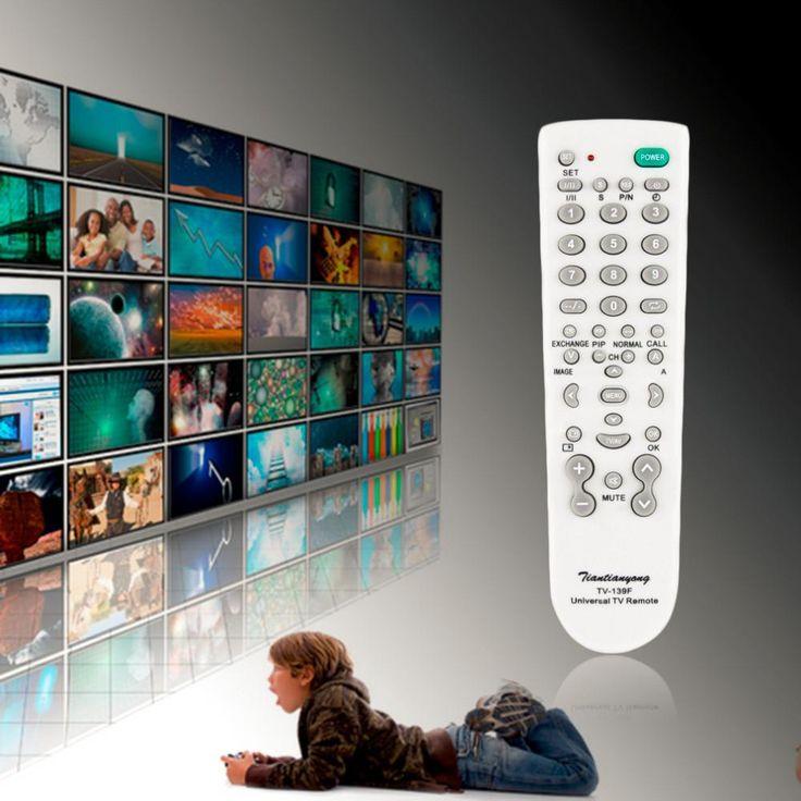 Portable Universal Portable Remote Controller Control for Television TV Set TV-139F Super Version Television Remote Control