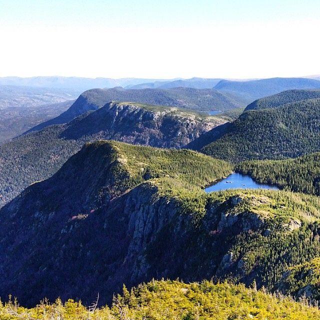 Parc National de la Gaspésie - J 17-18