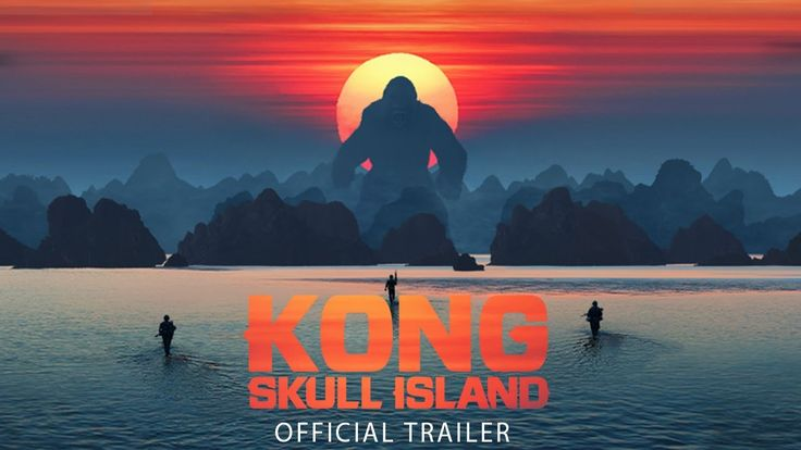 My review of Kong Skull Movie