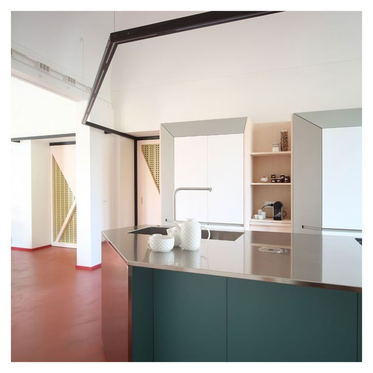 Andrea Marcante and Adelaide Testa (UdA Architects) - Apartment in Bari [Italy]
