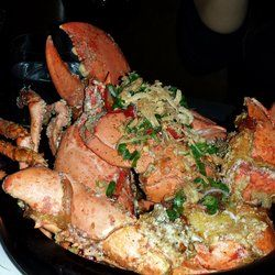 Little Sister - Manhattan Beach, CA, United States. Salt and Pepper Lobster