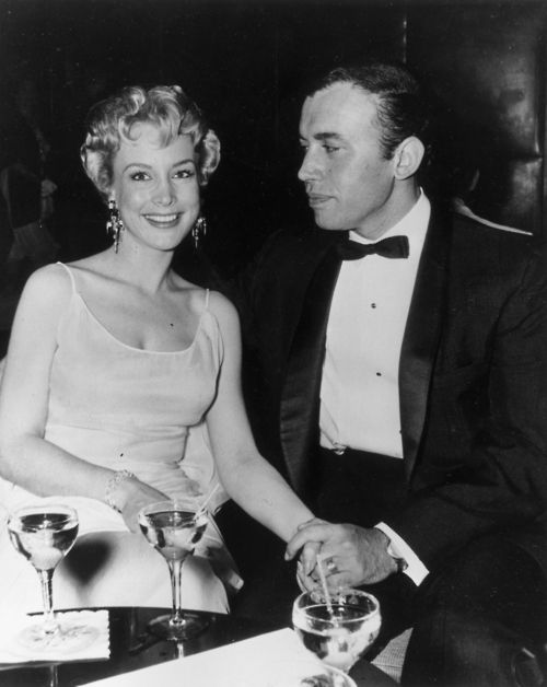 Barbara Eden & Michael Ansara