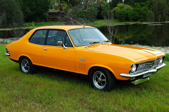 Holden Torana, I knew someone who had a blue one of these