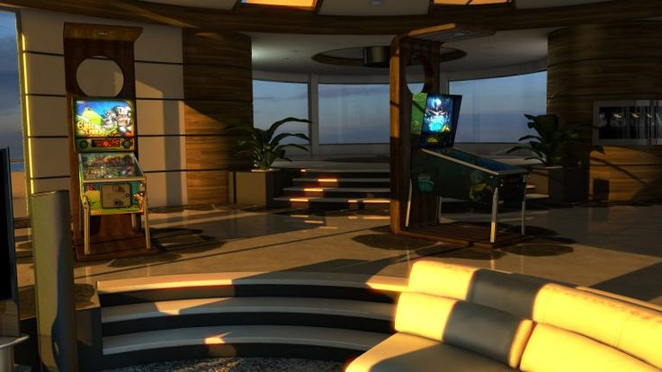 Pinball FX2 VR Application for Oculus Rift, HTC Vive, and