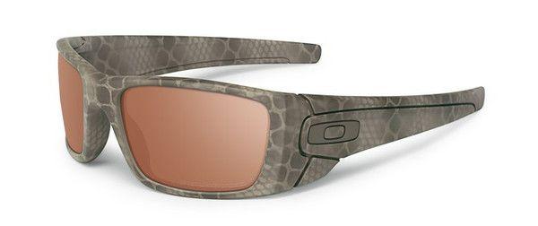 Oakley SI Cerakote Fuel Cell Ultrablend Desert Oakley Shooting Glasses