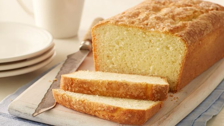 Reintroducing our easy lemon loaf! We heard your feedback on our 3-Ingredient Lemon Loaf, so we took it back to our test kitchens. With a couple of added ingredients, this lemon loaf cake is one that everyone can agree on.