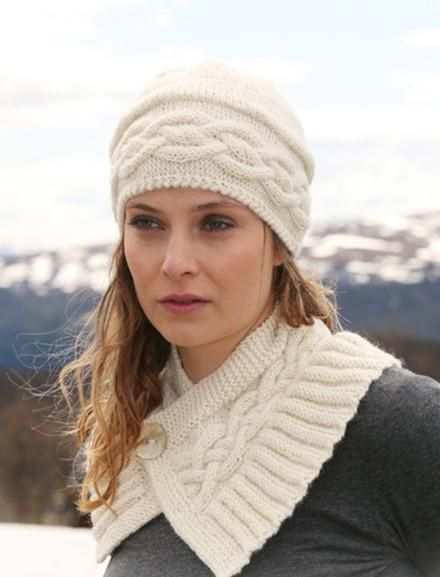 Bayan Kışlık 2016 Bere Modelleri Örgü Örnekleri (19)