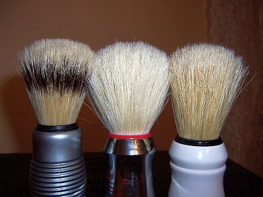 A beginner's guide to boar brushes. Excellent overview.