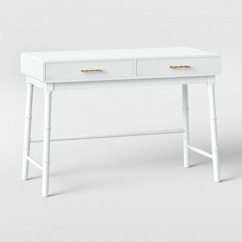Oslari Painted Desk White Opalhouse Painted Desk White Desks