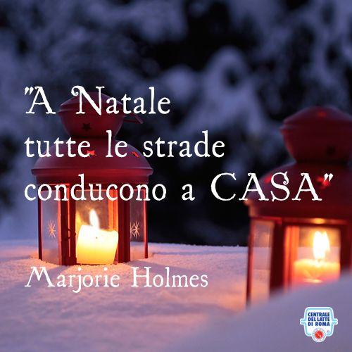 Marjorie Holmes, Citazione, Natale, Strade, Casa, Lanterne, Neve