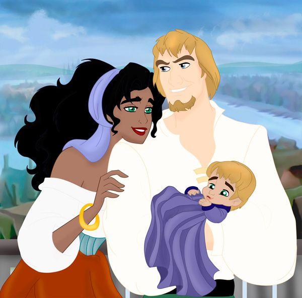 Así serían los hijos de las princesas Disney - Álbum de fotos - SensaCine.com