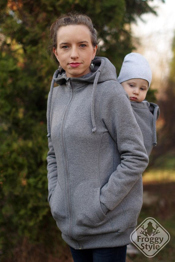 204505af26b8 3in1 Babywearing coat