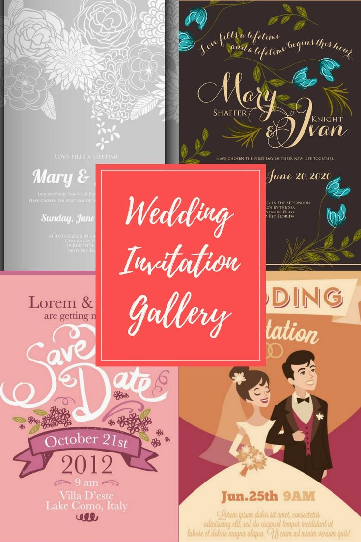 Advanced Wedding Invitation Cards Layout Online For Your ...