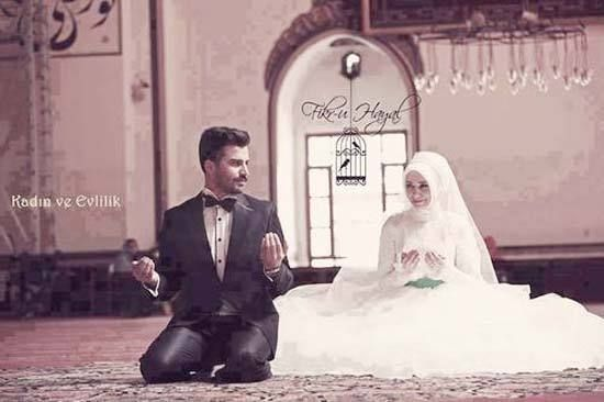 110 Cute and Romantic Muslim Couples
