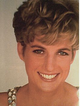 Princess Diana | minidigital Vivitar bmp of print; ARCSoft P… | Flickr