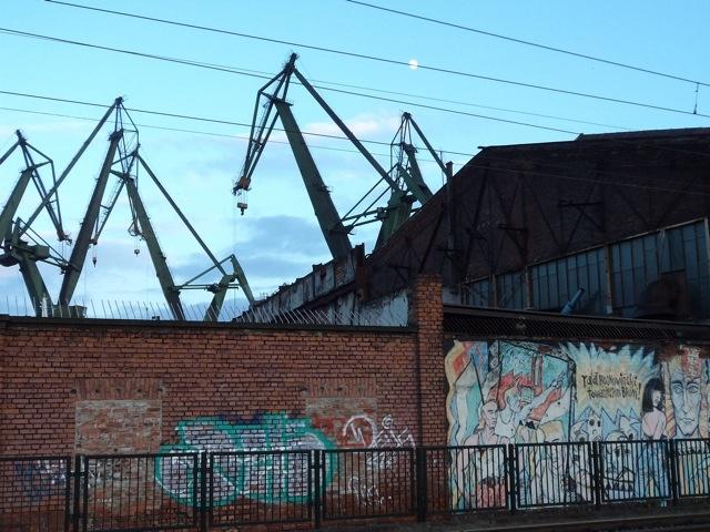#ilovegdn Gdańsk shipyard