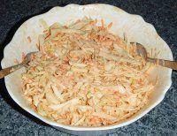 Rychlý salát Coleslaw