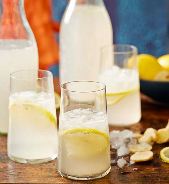 With a hint of lemon juice to cut through the zing of robust ginger, this traditional thirst quencher is made even better now you can serve t up and boast about making it at home!