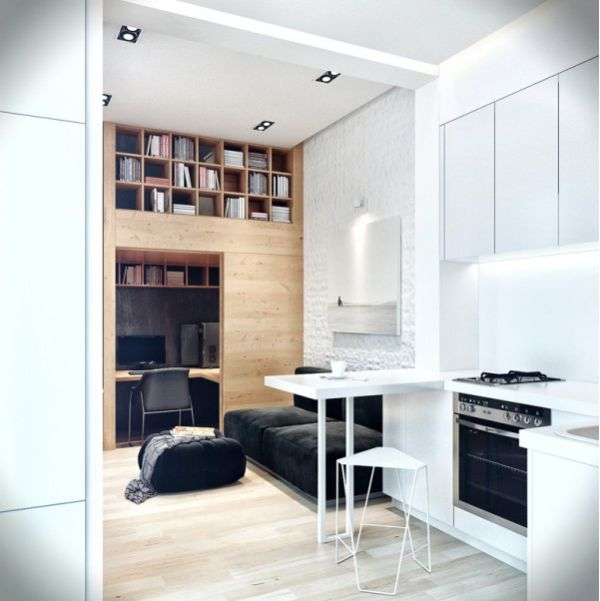 best 25 micro apartment ideas on pinterest micro house small flat decor and apts and lofts. Black Bedroom Furniture Sets. Home Design Ideas