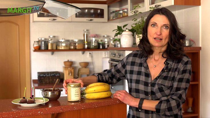 Banánové jednohubky pro domácí mlsání