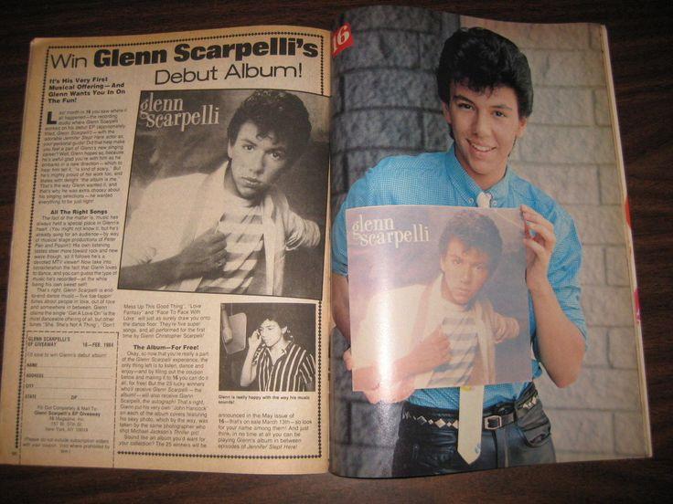 16 Magazine Feb 1984 Adam Ant Duran Rick Springfield Ricky Schroder John Stamos | eBay