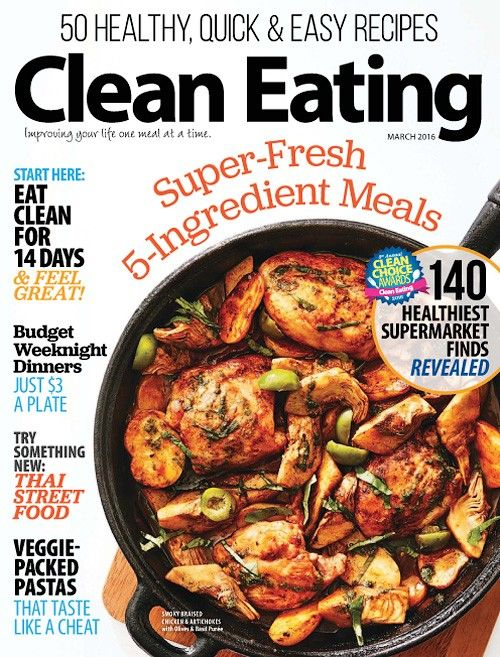 Clean Eating - March 2016