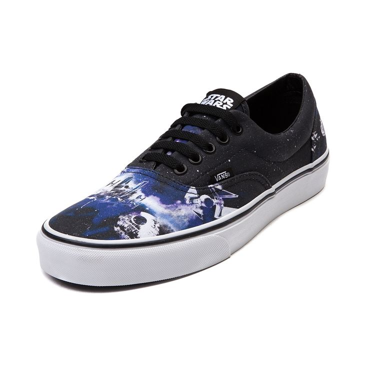 Vans Authentic Star Wars Galaxy Fighter Skate Shoe