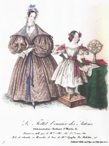 Found this 1836 plate on the Cottonopia website1836 Plates, 1830S Fashion, Fashion Plates, Fashion Illustration, 1830 S, Children Fashion, 1830 40, 1830 1840, Child Fashion