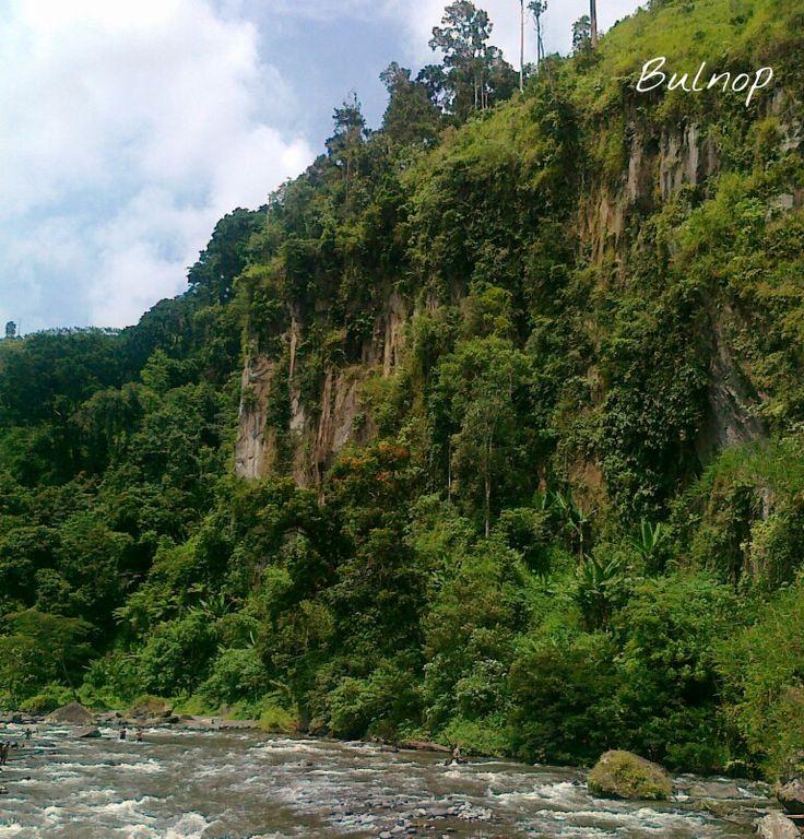 Endikat River - Pagar Alam