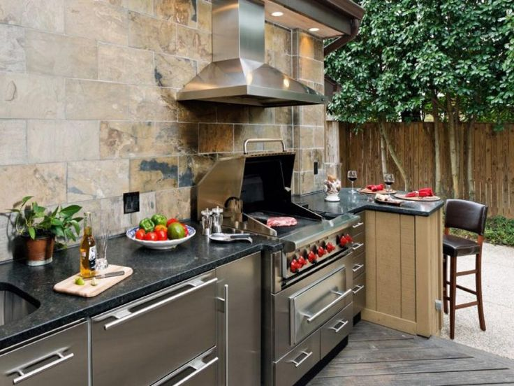 Backyard Build Outdoor Kitchen Island Wood Vs Diy Outdoor Kitchen Design Plans For Diy Outdoor Kitchen Backyard with an Outdoor Kitchen Mediterranean Style for Modern House