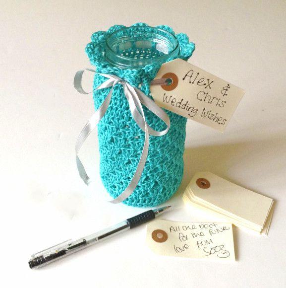10 Best ideas about Crochet Wedding Gifts on Pinterest ...