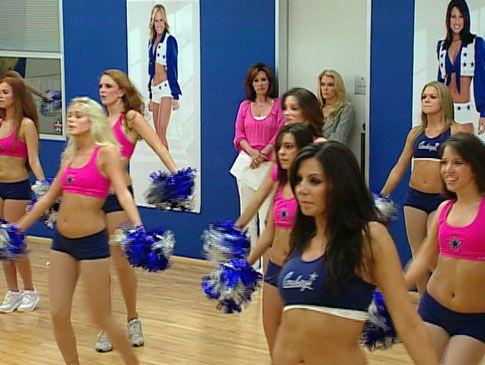 dcc cheerleaders | : Dallas Cowboys Cheerleaders: Making the Team 2: Ep. 204 : Dallas ...