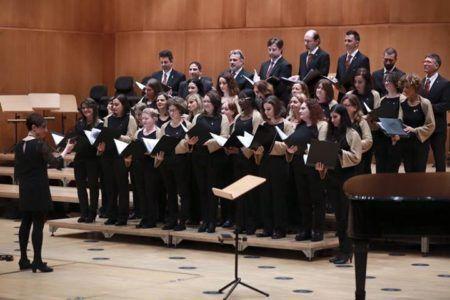 Il Coro UNIPG vince la IV rassegna UNInCANTO 2017