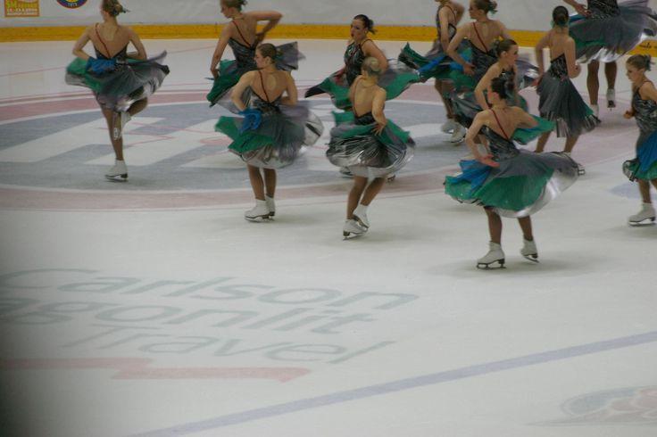 Synchronized Skating Finnish Championship 2014