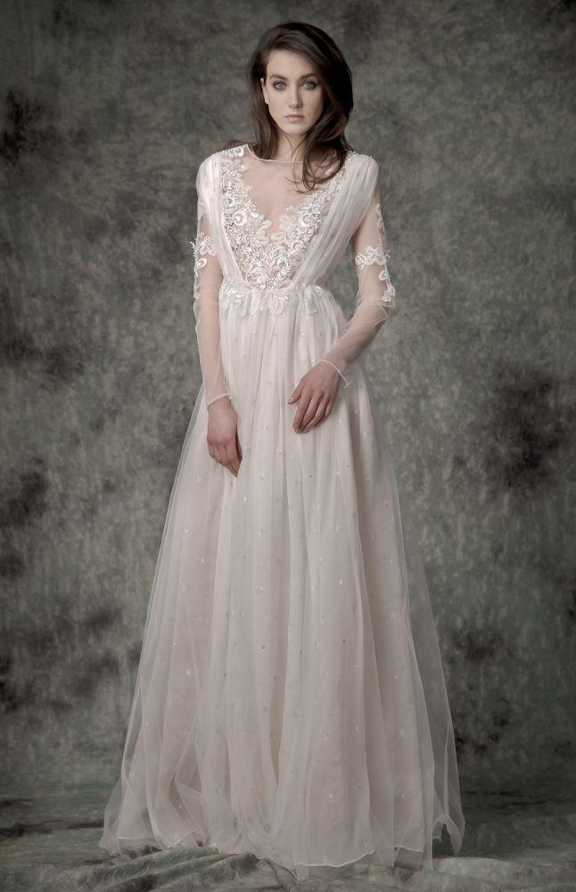 Primrose Wedding Gown – Simona Semen – Rochie de mireasa Primrose