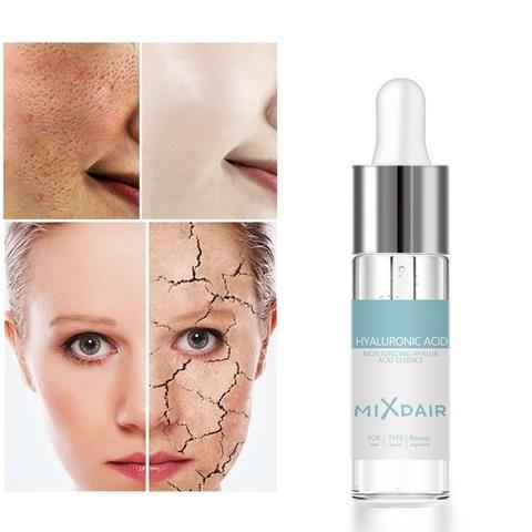 Hyaluronic Acid Hydrating Serum Deeply Moisturizing Firming Skin Control Oil Pores Shrink Skin Care Essence Hyaluronic Acid Hydrating Serum Deeply Moisturizing Firming Skin Control Oil Pores Shrink Skin Care Essence
