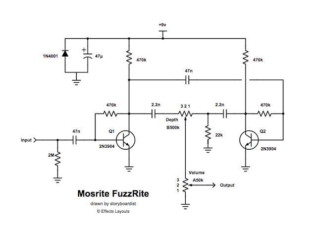 Mosrite Fuzzrite silicon   Dĩa hát trong 2019   Diy guitar pedal on
